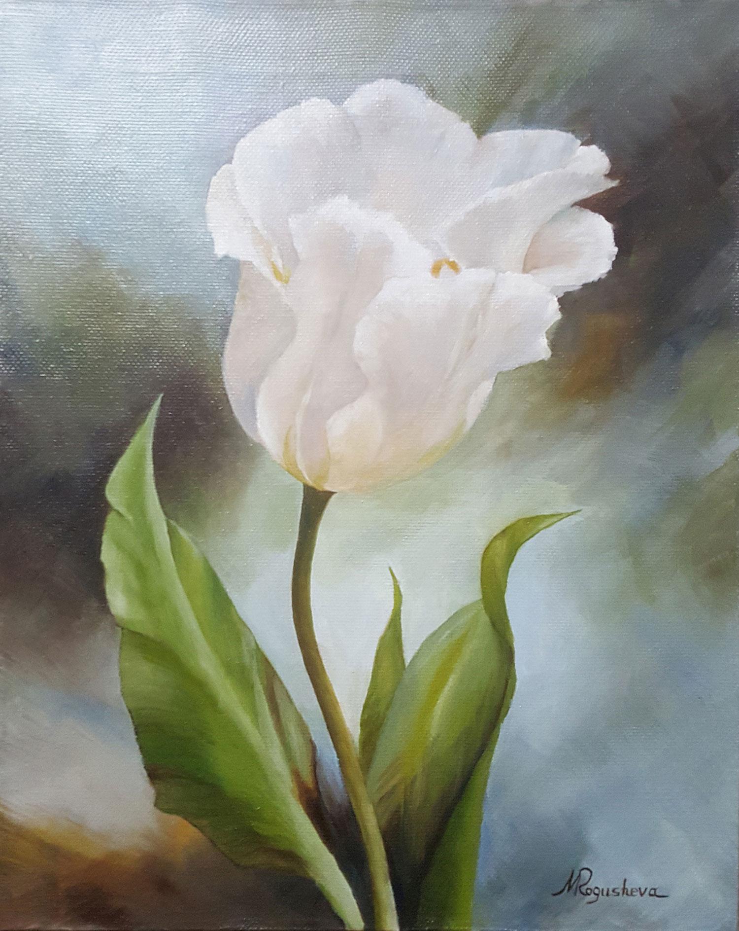 Тюльпан. Объяснение в любви
