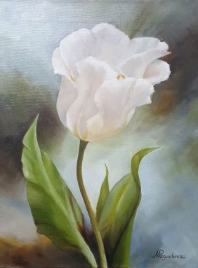 Tulip. Declaration of love