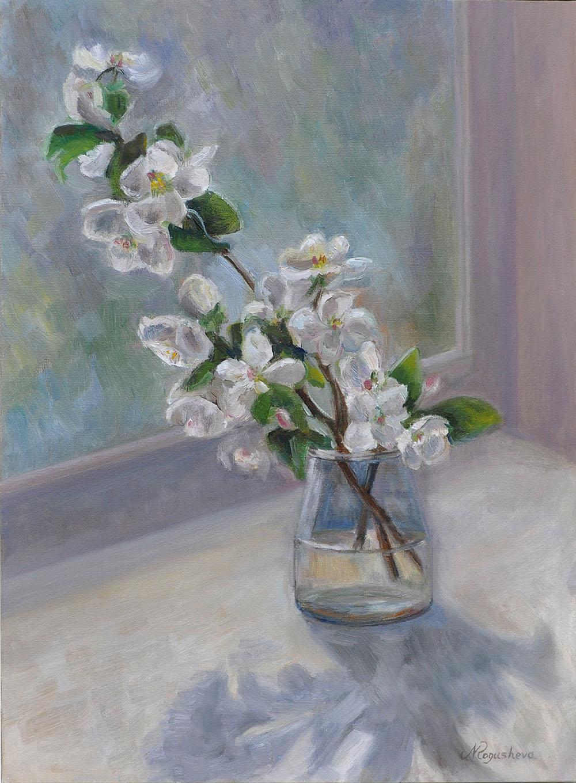 """""""Весна на окне"""""""